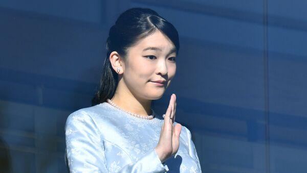 Mako, princesa de Japon - Sputnik Mundo