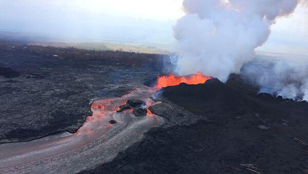 El volcán Kilauea - Sputnik Mundo