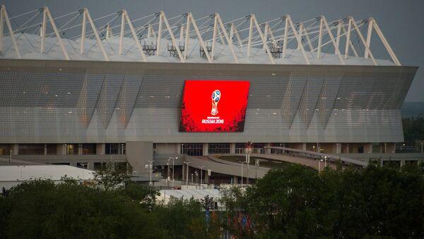 El estadio de fútbol Rostov Arena - Sputnik Mundo