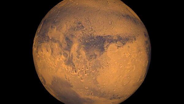 Marte (imagen referencial) - Sputnik Mundo