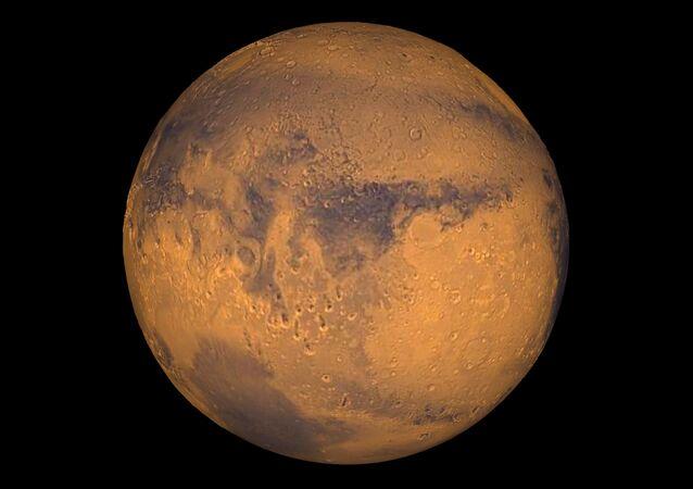 Marte (imagen referencial)