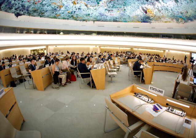 El Consejo de Derechos Humanos de la ONU