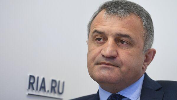 Presidente de Osetia del Sur, Anatoli Bibílov - Sputnik Mundo