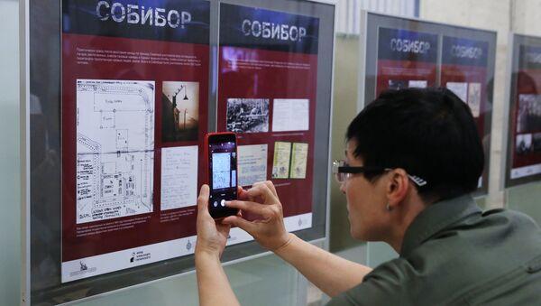 Una exposición en el Museo de la Victoria de Moscú (archivo) - Sputnik Mundo
