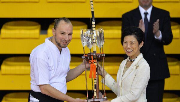 Hisako Takamado, princesa japonesa - Sputnik Mundo