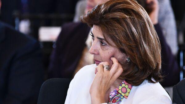 María Ángela Holguín, ministra de Exteriores de Colombia - Sputnik Mundo
