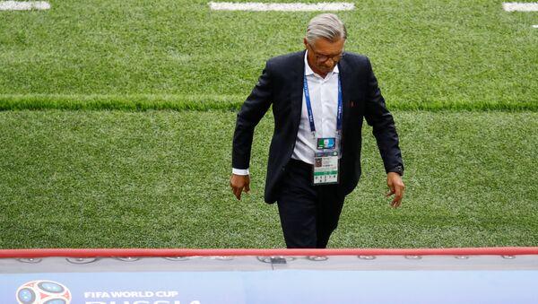 Adam Nawalka, entrenador de la selección nacional de fútbol de Polonia - Sputnik Mundo
