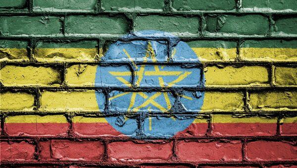Bandera de Etiopía - Sputnik Mundo