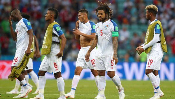 Jugadores de la selección de Panamá - Sputnik Mundo