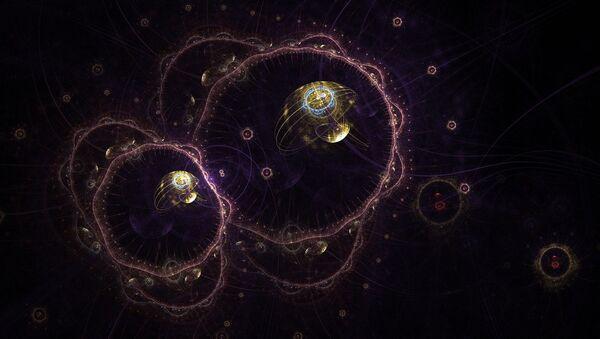 Un virus, referencial - Sputnik Mundo