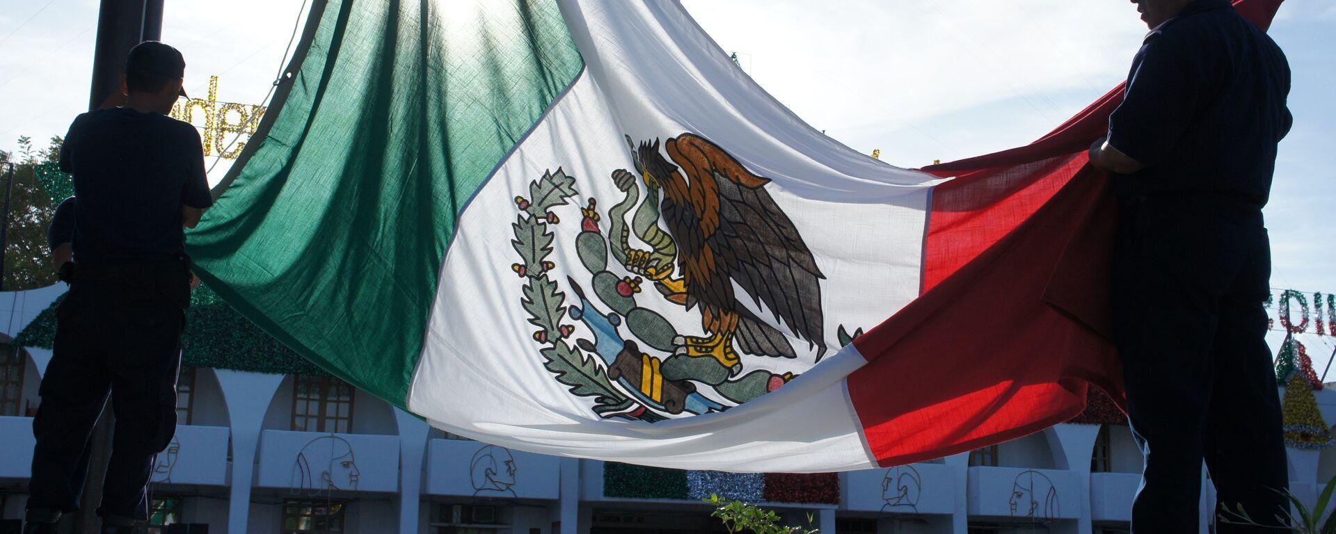 La bandera de México - Sputnik Mundo, 1920, 29.05.2021