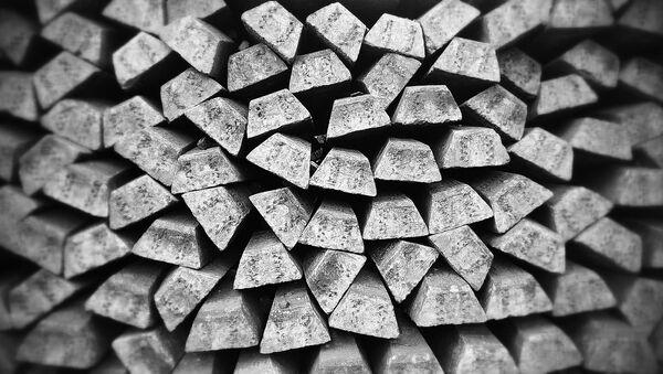 Las barras de plata - Sputnik Mundo