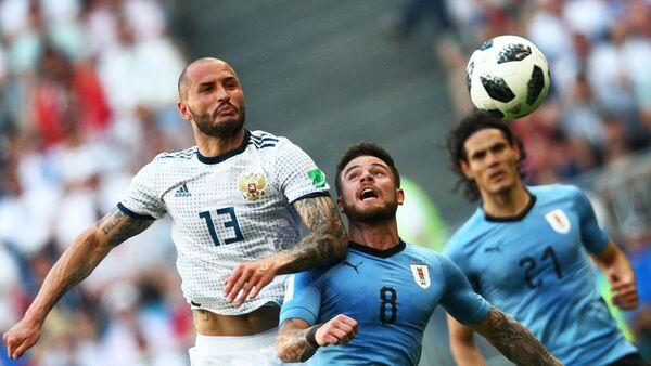 Partido Uruguay-Rusia - Sputnik Mundo