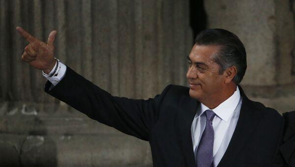 Jaime Rodríguez El Bronco, candidato presidencial mexicano - Sputnik Mundo
