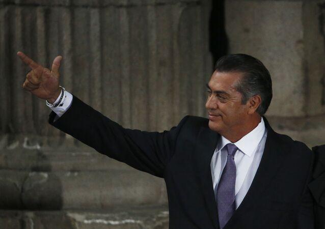 Jaime Rodríguez (El Bronco), candidato presidencial mexicano