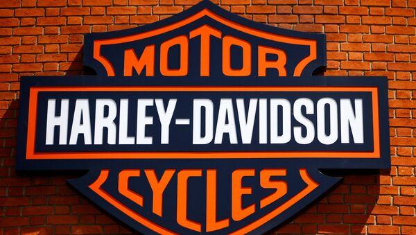 El logo de Harley-Davidson - Sputnik Mundo