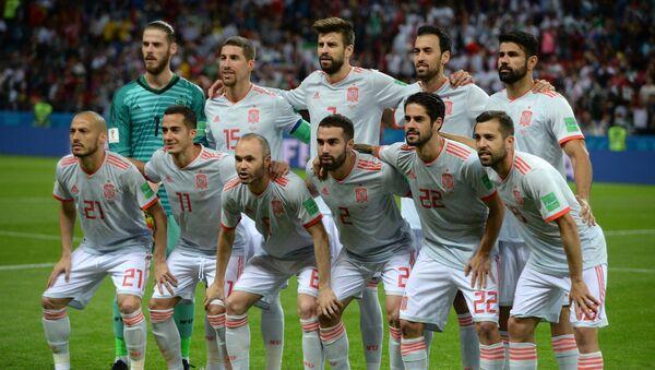 Selección de España - Sputnik Mundo
