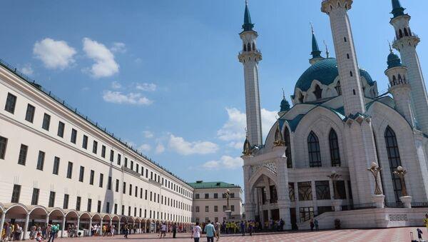 Mezquita de Kazán - Sputnik Mundo