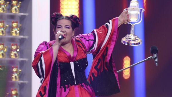 Netta Barzilai, ganadora de la Eurovisión 2018 - Sputnik Mundo