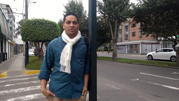 Villca Fernández, opositor venezolano - Sputnik Mundo