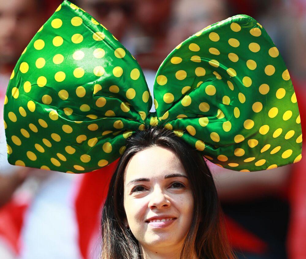 Las más bellas y alegres hinchas del Mundial de 2018… hasta el momento