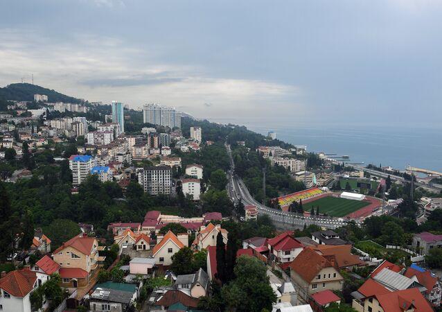 Una base deportiva creada en Sochi para el Mundial. El balneario ruso vivió un enorme impulso debido a los Juegos Olímpicos de 2014 y el Mundial de 2018