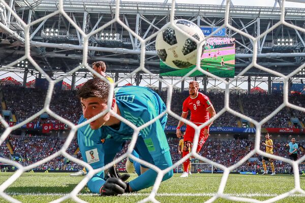 Así fueron los goles más esperados, espectaculares e impactantes del Mundial 2018 de Rusia hasta la fecha - Sputnik Mundo