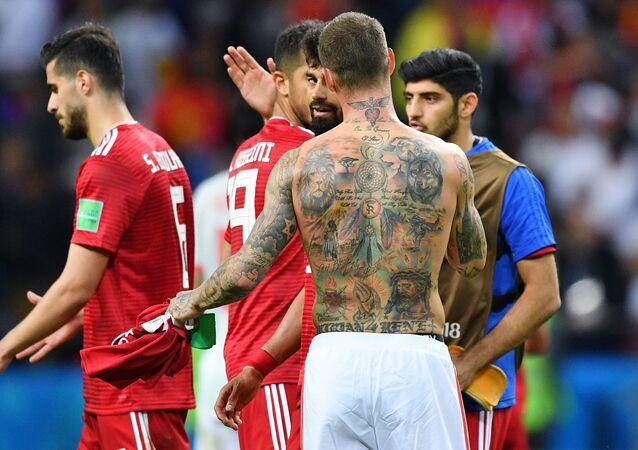 Los tatuajes más impresionantes de los participantes del Mundial 2018