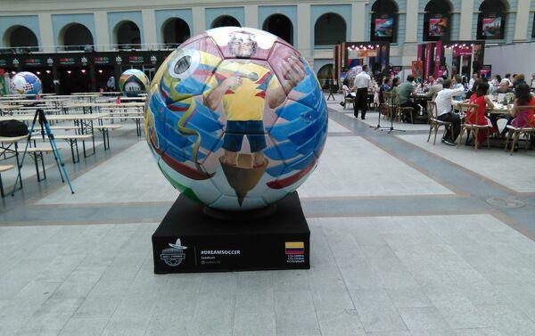 Colombia - Sputnik Mundo