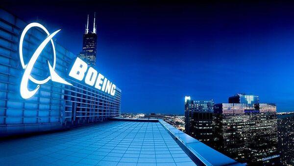 Sede de Boeing en Chicago, EEUU - Sputnik Mundo
