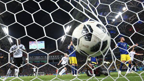Pelota de fútbol - Sputnik Mundo