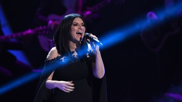 Laura Pausini, la cantante italiana - Sputnik Mundo
