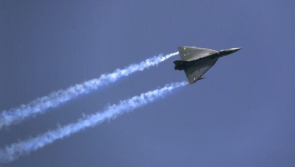 Avión de combate de la India, Tejas - Sputnik Mundo