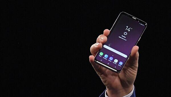 Samsung Galaxy S9 - Sputnik Mundo