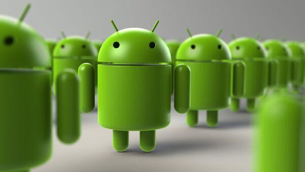 Android - Sputnik Mundo