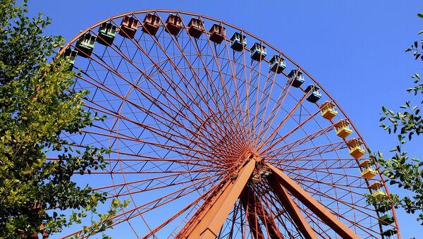 Una rueda de la fortuna - Sputnik Mundo