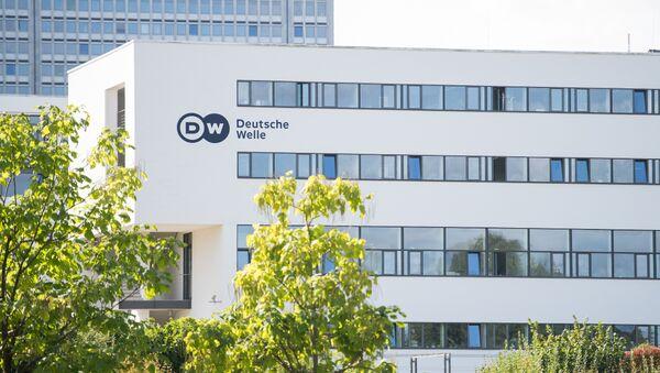 La sede de Deutsche Welle en Bonn (Alemania) - Sputnik Mundo