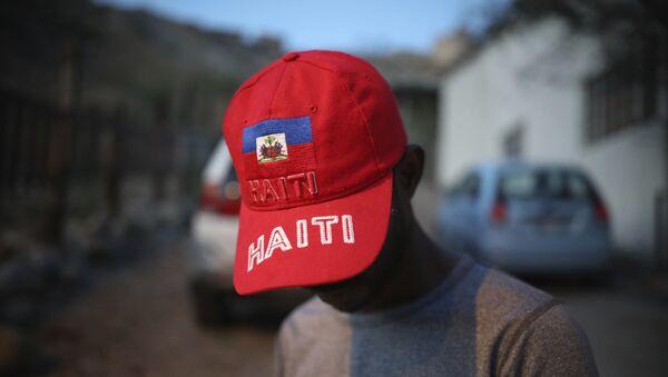 Un niño de Haití (imagen referencial) - Sputnik Mundo