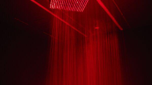 Rayos láser (imagen referencial) - Sputnik Mundo