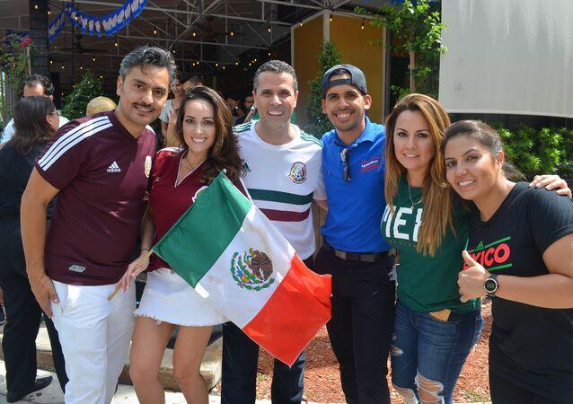 Plataforma de comunicación Mexicanos en Miami