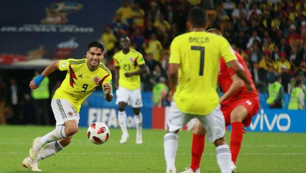 Radamel Falcao, el capitán de la selección de fútbol de Colombia - Sputnik Mundo