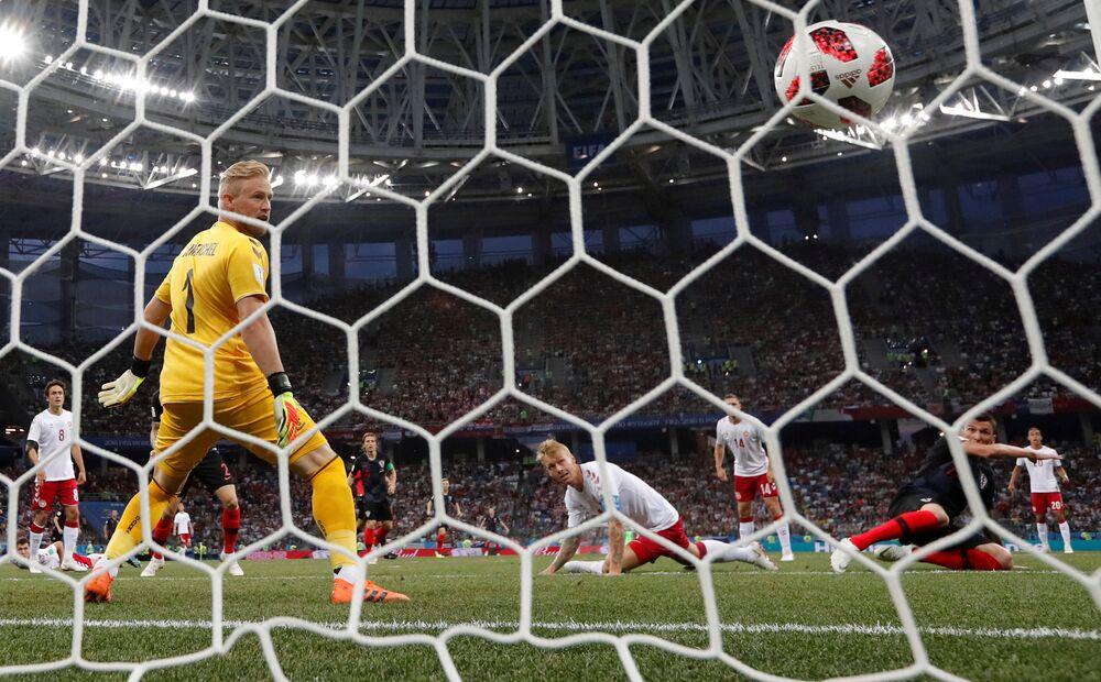 Goles, tensión y lágrimas: los momentos inolvidables de los octavos de final de Rusia 2018