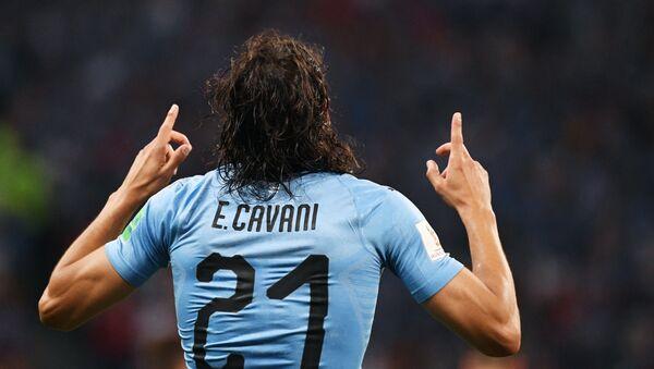 Edinson Cavani, futbolista uruguayo - Sputnik Mundo
