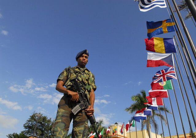 Soldado dominicano
