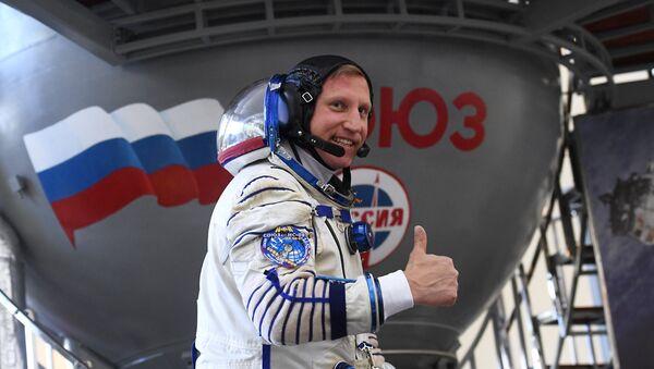 Cosmonauta ruso, Roscosmos - Sputnik Mundo