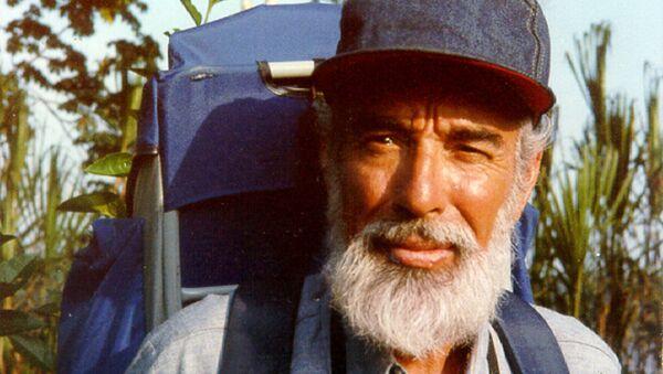 Antonio Núñez Jiménez, cuarto descubridor de Cuba por sus estudios sobre el sistema cavernario de la Isla - Sputnik Mundo