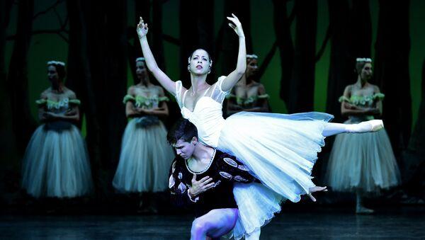 El Ballet Nacional de Cuba - Sputnik Mundo