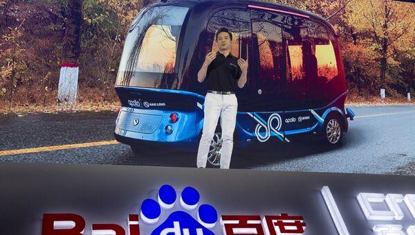 El microbus chino Apolong - Sputnik Mundo
