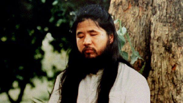 Shoko Asahara, el fundador de la secta Aum Shinrikyo - Sputnik Mundo