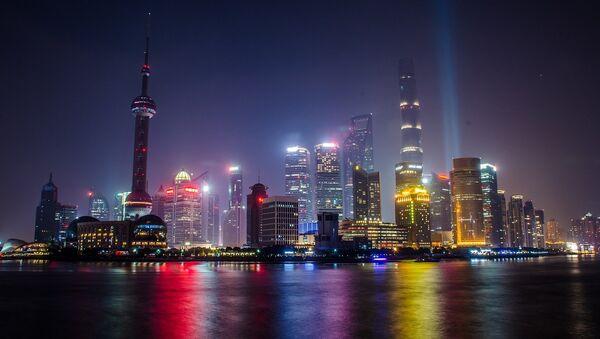 Shanghai, China, uno de los centros económicos del gigante asiático - Sputnik Mundo